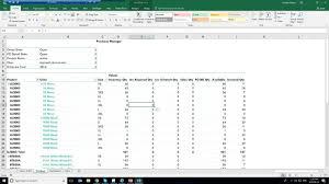 April 19 2018 Excel Report Generation In Visual Bi