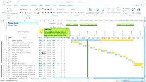 Download Gantt Chart Template Gantt Chart Excel Template Free Download Renovation Project