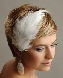 Quelles Propositions Pour Les Mariées Au Cheveux Courts