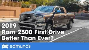 2019 Ram 2500 Review and First Drive - Better Than Ever? | Edmunds