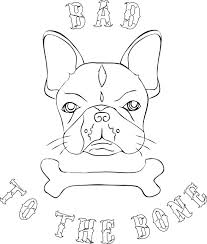 Small Picture adult french coloring pages french coloring pages french bulldog