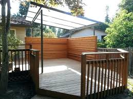 backyard deck privacy ideas deck privacy ideas deck privacy screens deck privacy ideas outdoor deck privacy