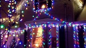 Christmas Lights Kearns Braintree Christmas Lights 2015 Youtube