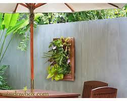 vertical gardens living wall planters