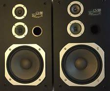 pioneer floor speakers cs. vintage pioneer 3-way floor speakers (cs-510) cs