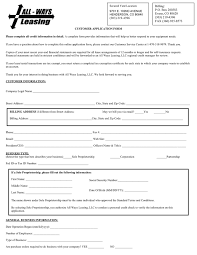 Equipment Lease Agreement In Word And Pdf Formats