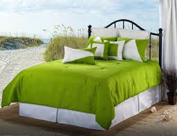 latitude 13 green white twin xl comforter set latitude 13 green white twin xl comforter set by victor mill the comforter in this set is 96 extra long