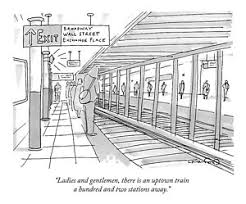 subway train drawing. Fine Train Subway Station Drawing  People Stand On A Platform Awaiting By  Michael Crawford Intended Train Y