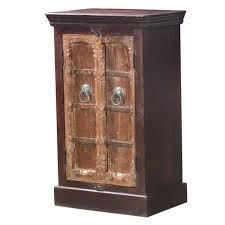 rustic wood storage cabinets. Modren Wood Sierra Living Concepts  Castle Gates Rustic Reclaimed Wood Storage  Cabinet And Cabinets