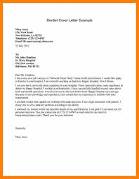 Cover Letter Dental Assistant Report Examples 10 For Internship No