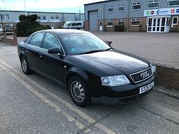 1998 Audi A6, 1.8t 5 speed manual, mot, runs and drives | in ...