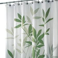 bamboo shower curtain each hooks bamboo shower curtain