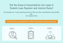 Student Loan Financial Obligation Calculator Debt Consolidation