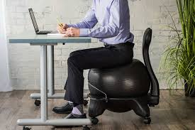 Ergonomic ball office chairs Swiss Ball Ergonomic Desk Exercise Ball Chair Gaiam Rdilb Best Ergonomic Office Chairs According To Doctors 2018