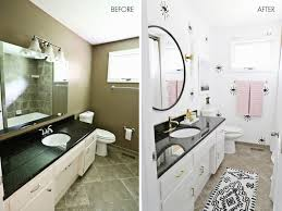 Lauras Guest Bathroom Before After  A Beautiful Mess - Bathroom makeover