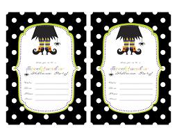 halloween birthday invitations net halloween birthday party invitations printable birthday invitations