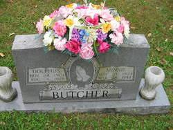 Minnie Butcher (1903-1993) - Find A Grave Memorial