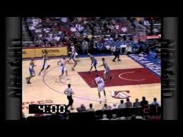 Blake Griffin Injury 2009 Preseason - YouTube