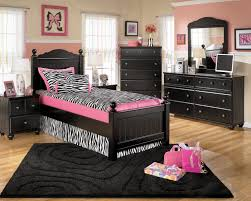 kids black bedroom furniture. Interesting Kids Kids Black Bedroom Furniture Awesome Set Light Pink Paint  Color With Dark For D