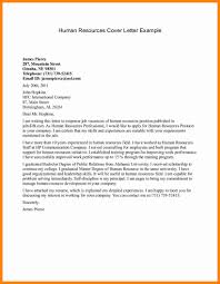 human resources letter templatescover letter human resources human resources cover letter example james piercejpg human resources cover letters
