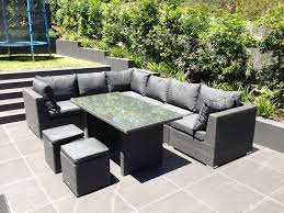 Outdoor Lounge Outdoor Furniture Evolution Dining Out In Comfort Outdoor Elegance