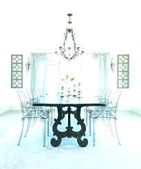lucite dining chairs round dining table round dining table superb ghost chairs round dining table chrome lucite dining chairs