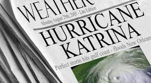 devastating loss in hurricane katrina melony brown hurricane katrina newspaper