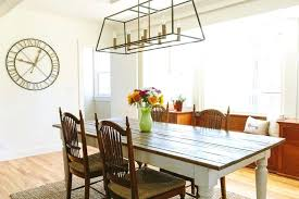 how high to hang pictures top how high to hang chandelier over dining table in nice