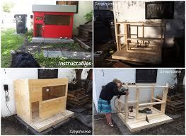 to build backyard dog kennel ideas