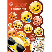 Cstp Chart 2018 Emoji Shaped Sticker Pad