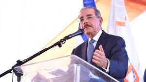 Resultado de imagen para Presidente Danilo Medina habla en Peru