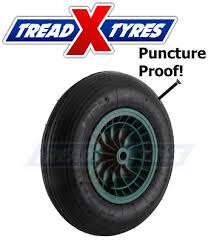 There are four measurements you will typically need to take to ensure a perfect fit. Puncture Proof Solid Wheelbarrow Wheel And Tyre 4 80 4 00 8 Sack Truck Go Kart Ebay