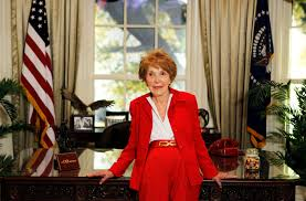 ronald reagan oval office. Latinos Mourn Death Of Nancy Reagan, End Compassionate Republican Immigration Policy Ronald Reagan Oval Office T