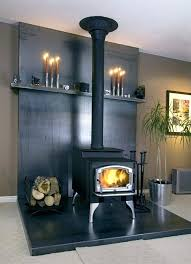 wood stove backer board wood burning stove tile surround ideas google search install a wood stove
