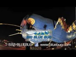 Big Blue Bug Solutions Man Accused Of Tagging The Big Blue Bug Turns Himself In To Police