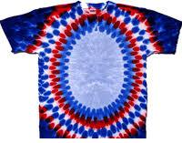 Advanced Tie Dye Patterns Delectable Cool Tie Dye Shirts Vibrant Ideas [48 Advanced Patterns]