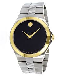 men s and women s movado watches 559 99 for a movado men s classic watch a gold case 606557 995 list price
