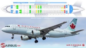 Air Canada Airbus A320 Jet Seating Chart Air Canada Airbus A320 Canadian Airlines Air Canada Rouge