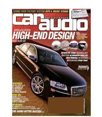 car audio electronics custom