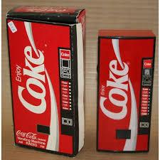 Coca Cola Vending Machine Radio Beauteous CocaCola Vending Machine Radio Dated 48