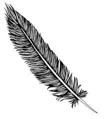 """Résultat de recherche d'images pour """"dessin plume"""""""