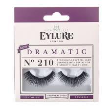 dels about claire s s eylure dramatic false lashes no 210 black