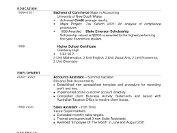 resume summary of qualification sample customer service resume  resume accountant resume intrigue accountant resume monster