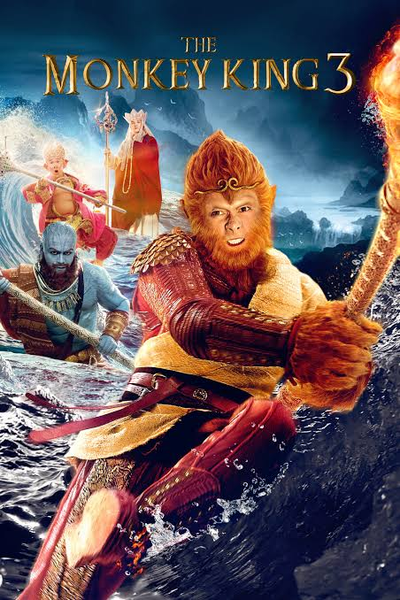 The Monkey King 3 2018 HD TC 720p Chinese x264 E-SUB 970MB