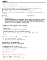 Restaurant Hostess Resume Sample Waitress Resume Examples Free ...