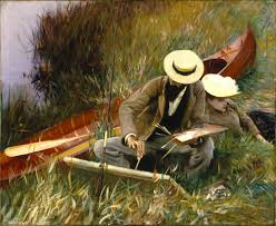 what is plein air painting