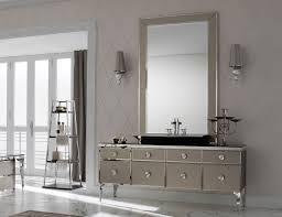luxury bathroom furniture. Luxury Bathroom Vanity Fresh Milldue Majestic 10 Bronze Lacquered Glass High End Italian Furniture N