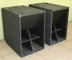 planos para fabricar tus propios bafles y cajas acusticas