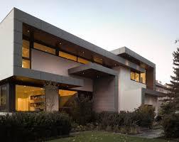 Cute Modern House Architecture Contemporary Mytechrefcom