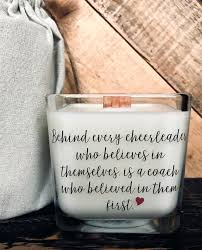 cheerleading coach gifts cheerleader cheer gift for personalized amazon